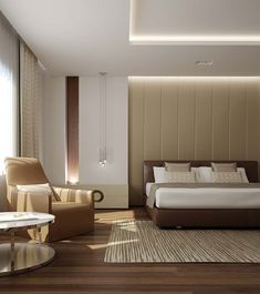 Home Decorating Idea Photos: 172 Contemporary Beds for Perfect Bedroom Home Bedroom, Modern Bedroom, Bedroom Decor, Bedroom Ideas, Master Bedroom Interior, Master Bedrooms, Bedroom Designs, Plafond Design, Hotel Interiors
