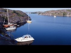 """ARCHIPELAGO """"Summer in the Finnish Archipelago"""". See what an archipelago looks like in this beautiful video."""