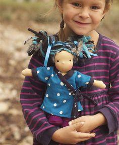 sweet little Korean doll