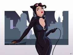 Selina Kyle, Catwoman - Matthew Orders