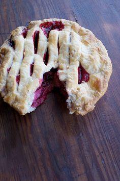 fall raspberri, raspberri pie, pies, recip, raspberries