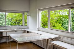 Le Corbusier – Charles-Édouard Jeanneret-Gris (1887-1965) | Villa Savoye | Poissy, France | 1928-1931 | Restauré en 1985