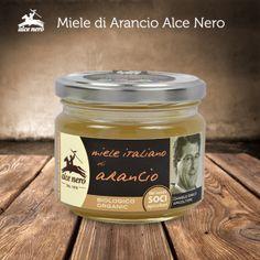 Il miele di Arancio Alce Nero