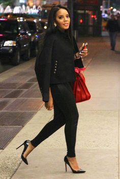 angela-simmons-new-york-city