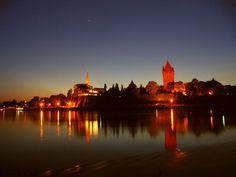 Tangermünde bei Nacht