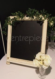 Blackboard A Frame