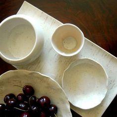 dbO home Birch platters