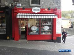 The Blind and Awning Company - Ireland's leading manufacturer and installer of box awnings. Telescope, Liquor Cabinet, Arm, Arms