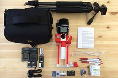 BuzzFeed 360 mobile journalism kit
