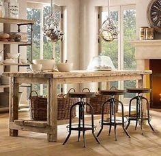 Rustic-Homemade-Kitchen-Islands-4