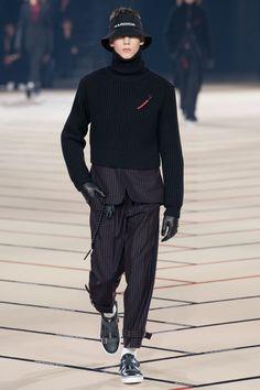 Dior Homme - Fall 2017 Menswear