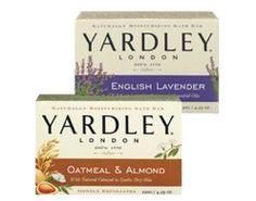 CVS: 50¢ Yardley Soap! ($1.67 Value) Thru 1/17 | Closet of | Get FREE Samples by Mail | Free Stuff
