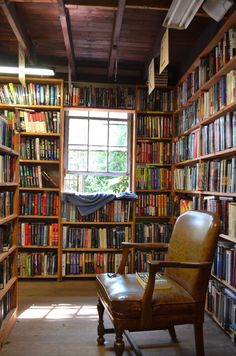 Sunny nook.....  Book Barn, Niantic, CT