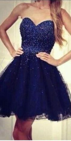 Homecoming Dress,Tulle Homecoming D