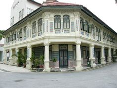 Shophouses Little India Singapore