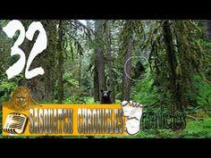 Bigfoot Sasquatch Radio // SC EP:32 Creepy Sasquatch Encounters