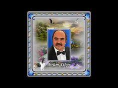 Ábrám Tibor : Sej haj a feleségem neve Sára Polaroid Film, Baseball Cards, Youtube, Nap