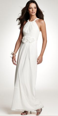 perfect for a beach wedding dress