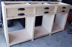 Hometalk :: DIY Restoration Hardware Printmakers Sideboard