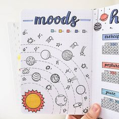 Hi friends! 🙋♀️ Today, I& sharing the August mood tracker. 🔆 I missed a whole week of mood tracking so I will just continue with tracking from today. I really enjoyed making this tracker. Hope you like the layout. Bullet Journal Mood Tracker, Bullet Journal Weekly Spread, Bullet Journal Spreads, Bullet Journal August, Bullet Journal Cover Page, Bullet Journal Aesthetic, Bullet Journal School, Bullet Journal Notebook, Bullet Journal Ideas Pages