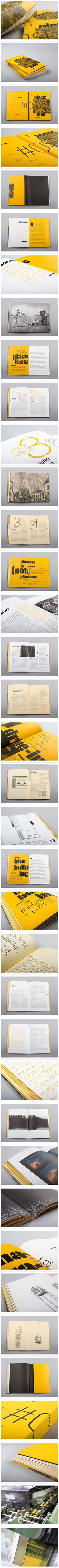 Yellow with black and white type is pretty close to perfection. Go Light Type.
