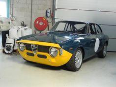 Alfa Romeo with Carl's Classic Car Factory