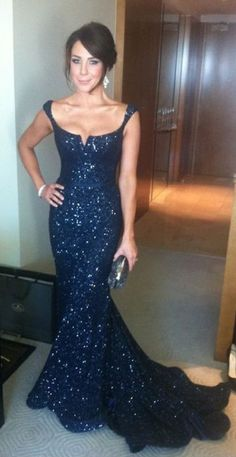 Aliexpress.com : buy vestido de festa elegant navy blue sequined mermaid prom dresses 2015 sexy backless long evening gowns fashionable formal dress from reliable dress up dresses girls suppliers on pretty girl trade co., ltd