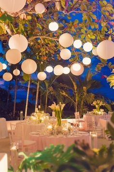 wedding reception idea; photo: A Day of Bliss