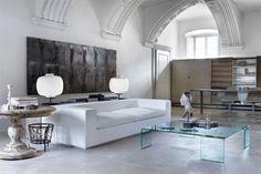 Beste afbeeldingen van fiam glazen salontafels centrepieces