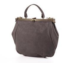Christmas Sale 20 off  Omega Iron Handbag  Fine by EllenRuben, ₪960.00