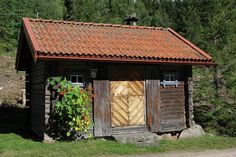 Timrad stuga , Cabin , Varmland