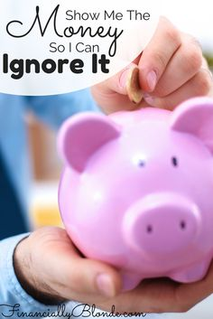 It's not enough to just save your money, you have to keep growing it http://financially-blonde.com/show-me-the-money/