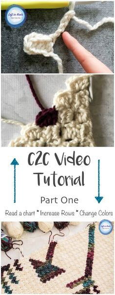 This tutorial will get you started learning the C2C stitch using half double crochet.  Learn how to read charts, make a C2C stitch, crochet increase rows, and change colors in a row.  This video was recorded to support my Fallen Arrows Blanket CAL, a free crochet pattern available starting 2/1/17 on www.leftinknots.com