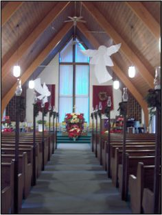 Angel banners - opaque angel silhouettes on translucent background fabric Church Banners Designs, Church Christmas Decorations, Angel Silhouette, Advent Ideas, Christmas Interiors, Christian Decor, Falls Church, Banner Ideas, Christmas Tea