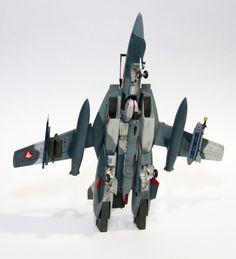 Macross VF-1S 1/72
