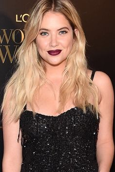 Ashley attending the L'Oreal Paris Women of Worth Celebration on December 6th, 2017 in New York City.