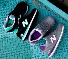 "New Balance 574 ""Core Plus"" Pack"