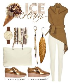 """""""Ice cream"""" by djulianne on Polyvore featuring мода, STELLA McCARTNEY, River Island, Haider Ackermann, Jessica Carlyle и Gucci"""