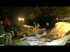 Tornadoes, flash floods slam Texas, Oklahoma - YouTube