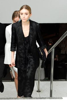 Ashley Olsen in The Row