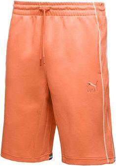 77c857e23386 PUMA x BIG SEAN Mens Shorts Jogger Shorts