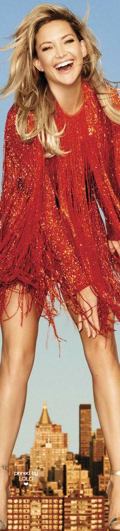 Kate Hudson Harper's Bazaar by Terry Richardson | LOLO❤︎