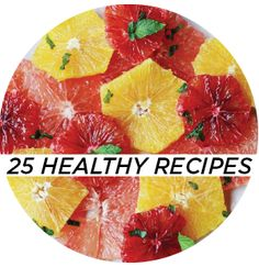 So many good, healthy recipes to try. http://www.abeautifulmess.com/2014/01/20-healthy-recipes-for-the-new-year.html#