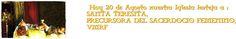 """""""En este viaje que comienzo a transitar, una palabra me abre las puertas, es: """"perdón"""" . Aprender a pedirlo, antes darlo. Que darlo no sea fruto del aprender sino manifestación del amar. Amor del hombre a Dios, reconociéndolo en toda criatura.""""  La Madre Eva en La Alegría de Jesús por Gracia del Espíritu Santo o.m. Obispo Mariavita Madre Misionera Fundadora #VMRF"""