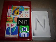 Letter of the Week ideas, teaching letter and number recognition, lots of activity ideas.