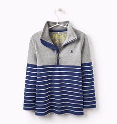 joules sweater blau grau streifen bei heldenkind
