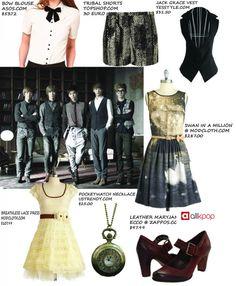 "Grab the Look: SHINee – ""Sherlock"" #allkpop #SHINee #Fashion"