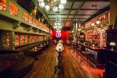 Anthony Bourdain's favorite whisky bar in NYC - Flat Iron Room- Original the flatiron room Live Music Bar, Bar Music, Whisky Bar, Whiskey, New York Bar, York Restaurants, New York City Travel, Living In New York, Fun Cocktails