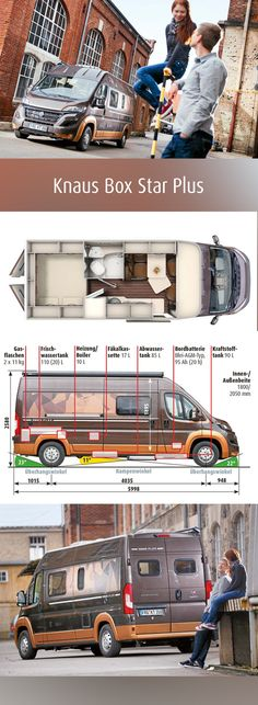 Box Star Plus in the test and # exclusivity in the The plus is intended to convince buyers, even with a & href = & search /? Q = camping bus& The post Knaus Box Star Plus in the test appeared first on Trendy. Truck Camper, Kombi Motorhome, Campervan, Happy Campers, Rv Campers, Camper Trailers, Camping Hacks, Camping Box, Family Camping