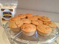 Certified Gluten Free Oatmeal, High Protein Banana Muffins